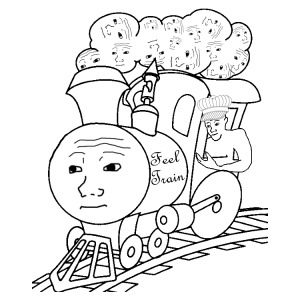 feels train